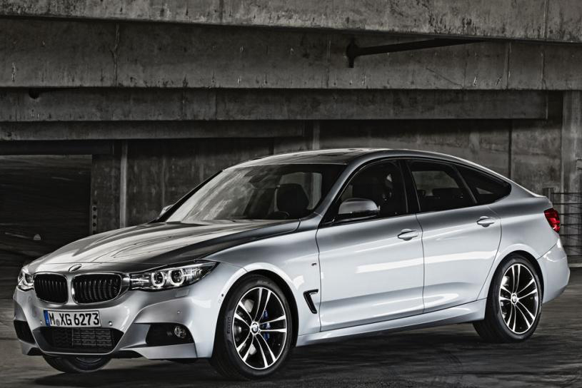BMW 3 Series Gran Turismo 2016