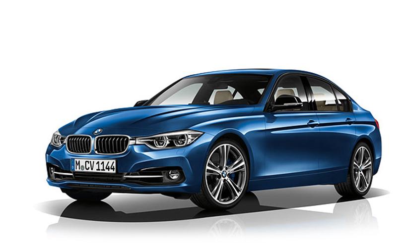 BMW 3 Series Sedan1