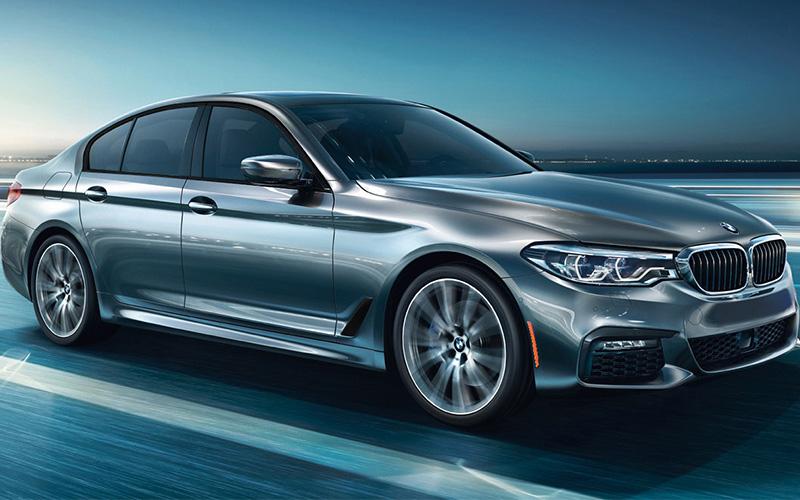 BMW 5 Series-logo
