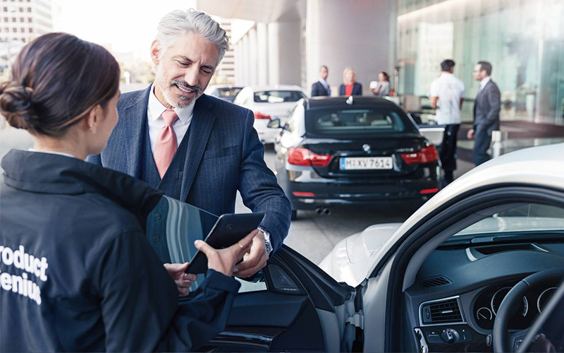 การรับประกันของ BMW