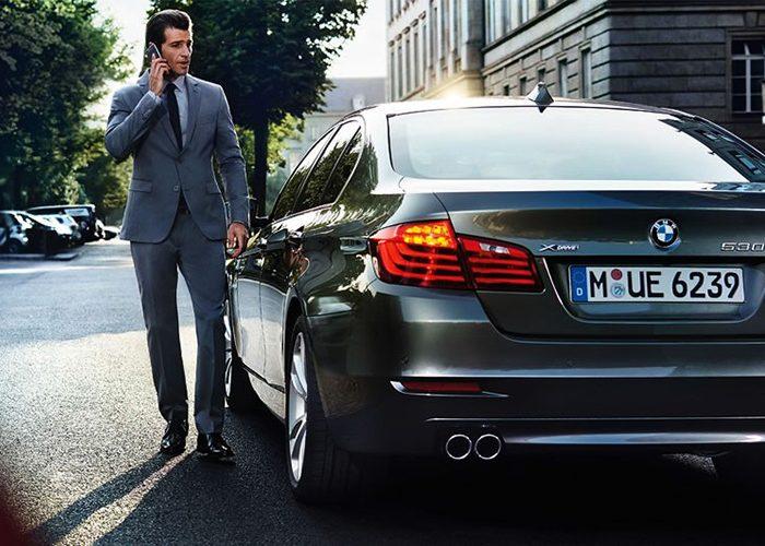 การช่วยเหลือฉุกเฉินของทาง BMW (นอกสถานที่)