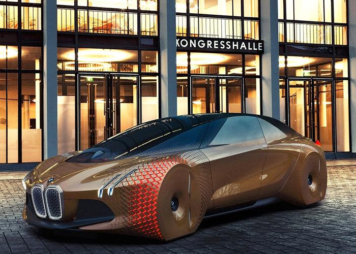 Mini BMW รถยนต์ไร้คนขับที่จะได้สัมผัสในเร็วๆ นี้